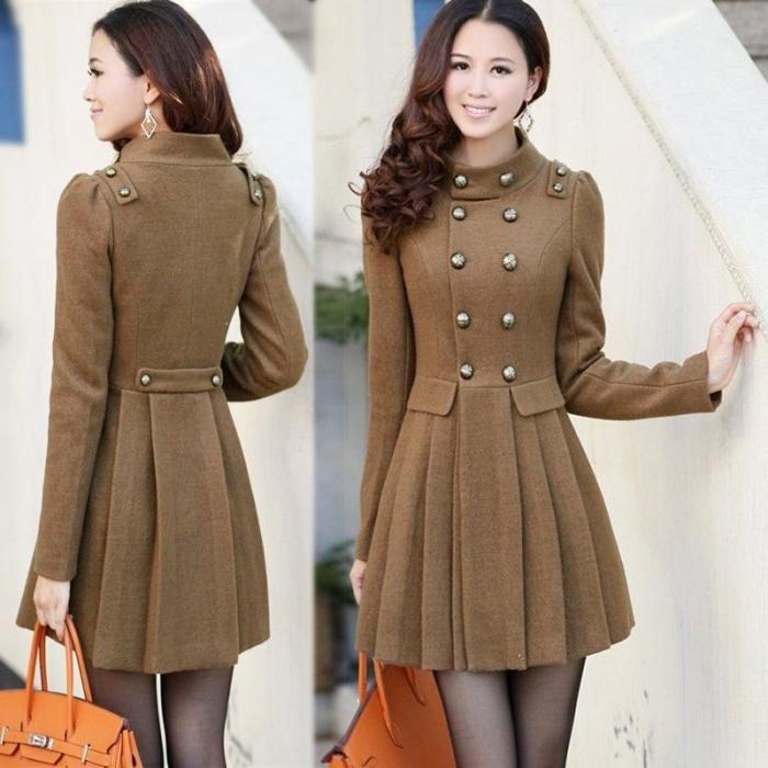 new product e073a 32438 Come scegliere un cappotto per le ragazze adolescenti?