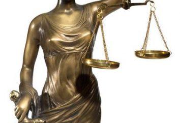 Co to jest sprawiedliwość? Jak to odnosi się do prawa?