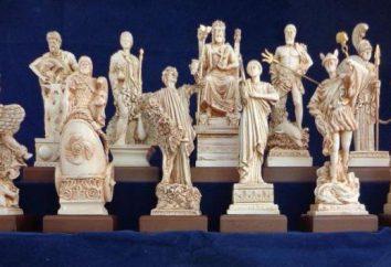 Bóg bogactwa wśród Greków. Starożytni greccy bogowie bogactwa. Bogowie pieniędzy, bogactwa i szczęścia w mitologii greckiej