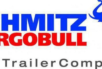 """Semirremolque """"Schmitz"""": fabricante, características y tipos"""