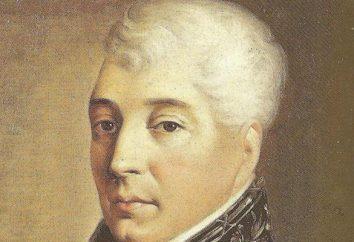 Ivan Dmitriev, poeta y fabulista y estadista