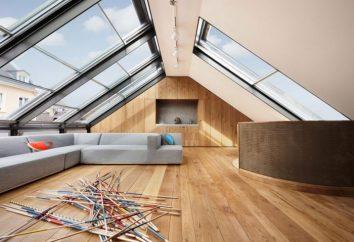 Dach domu z poddaszem. Rodzaje dachów z poddaszem użytkowym w domach prywatnych