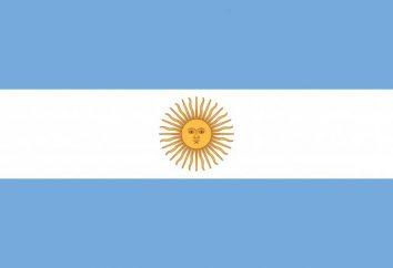 Bandera de Argentina, su origen y simbolismo. escudo de armas del estado