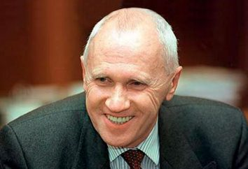 Adamov Evgeniy Olegovich: la biografia e foto