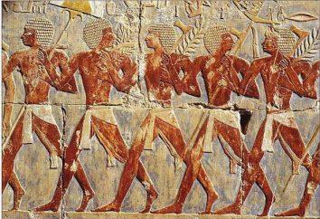 Egito antigo: a arma com o nome