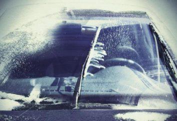 Comment choisir un hiver de lave-glace? La plupart des fenêtres de voiture rondelles hiver. Comment faire une machine à laver le verre d'hiver lui-même?