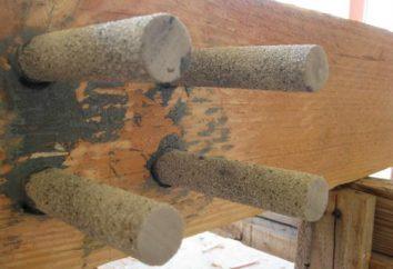 renforcement de fibre de verre: Caractéristiques des lacunes, l'application