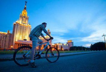 Trasy rowerowe w okolicach Moskwy