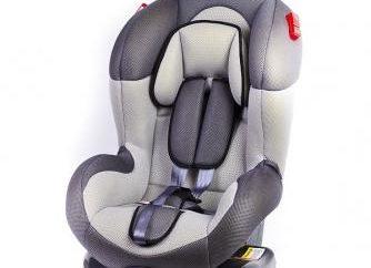 Bebeton: siège pour le confort et la sécurité de l'enfant