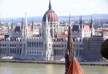 Wycieczki w Budapeszcie w listopadzie: zdjęcia i opinie
