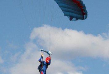 Quelle devrait être la hauteur du premier saut en parachute sans instructeur?