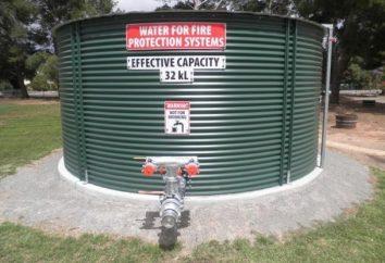 zbiorniki przeciwpożarowe – pierwszy bezpieczeństwa