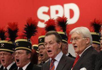 Partido Social-Democrata da Alemanha: Passado e Presente