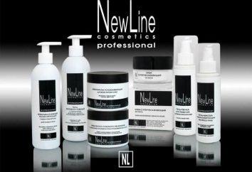 Nueva línea de cosméticos: vista general, descripción, gama, el fabricante y comentarios