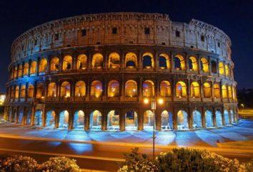Do najważniejszych zabytków w Rzymie