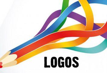 Logo: types de logos. logos de l'entreprise. création de logo