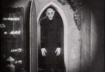 films de vampire vieux: une vue d'ensemble, la description et commentaires