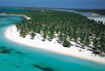 Voyage à l'île de Saona – Dreams Beach