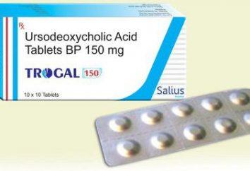 kwas ursodeoksycholowy – choleretic i skutecznym środkiem wątrobę