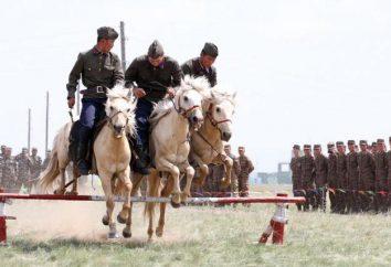 Esercito mongolo: passato e presente