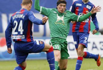 El delantero ruso Igor Lebedenco