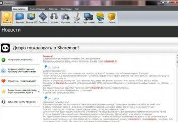 Vue d'ensemble des services de partage tels que « Sharemana »