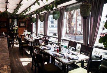 """Restaurant """"Bryus Li"""": Innen-und Menü"""