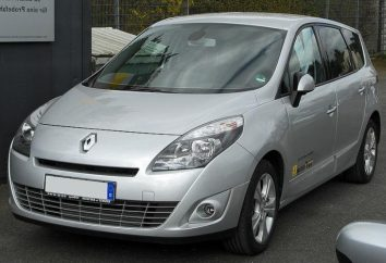 Renault Grand Scenic, opinie i funkcje