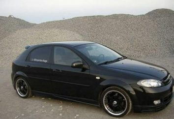 """""""Lacetti"""" hatchback: tuning intérieur. Chevrolet Lacetti: avis"""