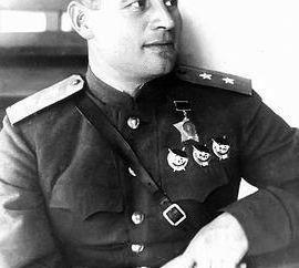 Courte biographie du général Ivan Tcherniakhovski Danilovich