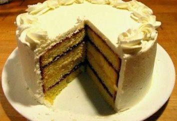 """Quando il cibo è un piacere, """"Ginger"""" – torta con panna acida"""