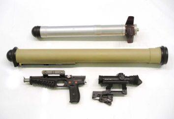 """Grenade """"Boer"""": caractéristiques, caractéristiques de performance, l'application"""