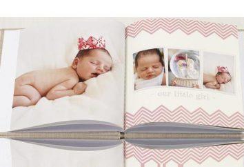 Photobook per un bambino – la sua infanzia nello stesso album