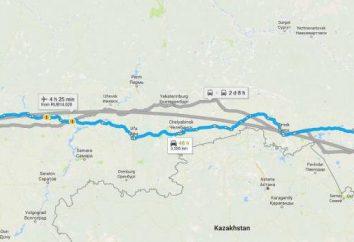 Come la distanza da Barnaul a Mosca?
