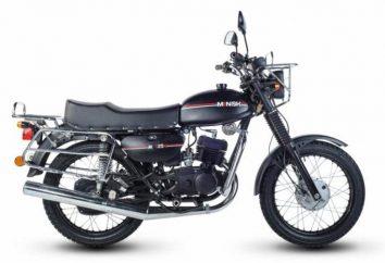 Tuning moto « Minsk » – de nouvelles opportunités pour les motos légères
