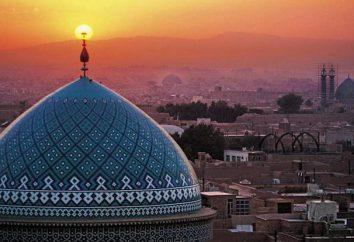 Irã Resorts: descrição, características feriado, foto