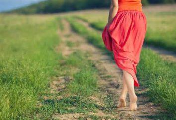 Chodzić boso we śnie: interpretacji snów