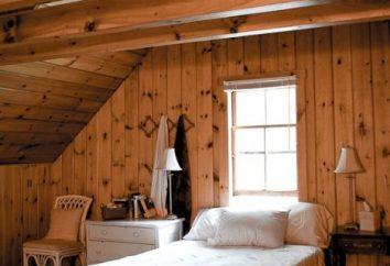 De cubrir los listones en la casa: la elección de los materiales y características del procedimiento