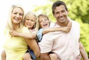 Tworzenie wartości rodzinnych w szkole. Nowoczesne wartości rodzinne