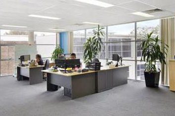 Stopa czyszczenia pomieszczeń dla jednego środka czyszczącego (pomieszczenia biurowe i przemysłowe)