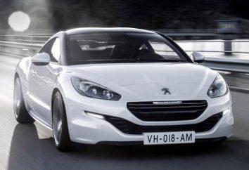 Peugeot RCZ: niezwykle stylowy samochód