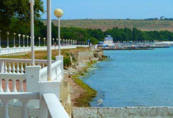 Gelendzhik, albergo sul mare: indirizzo, descrizione, servizi