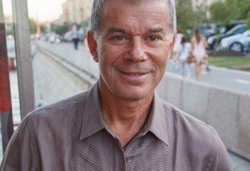 Rodzina Oleg Gazmanow: biografia i zdjęcia