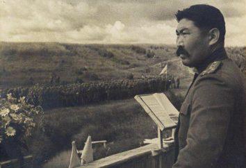 Bazan Badminovich Gorodovikov: Biography and Family