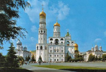 Ivana Velikogo Torre Campanaria del Cremlino di Mosca