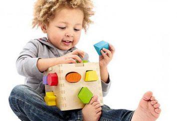 logique Puzzle – le succès de l'enfant dans l'avenir