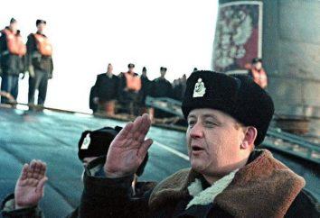 Héros de la Russie Gennadiy Petrovich Lyachin – le commandant du sous-marin K-141 « Koursk »