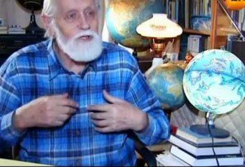 Astrofizyk Kirill Butusov: biografia i odkrycia. Badanie układu słonecznego