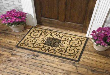 Warum brauche ich einen Teppich für Türen?