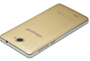 Smartphone VKWorld VK700X: przeglądy właścicieli